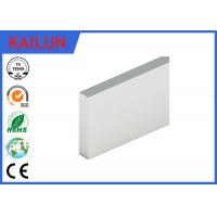 Buy cheap En 755 Silver Anodized Aluminium Flat Bar for Elevator Material 180 X 20 MM from wholesalers