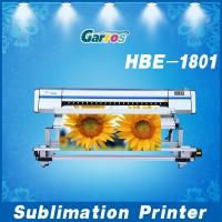 Buy cheap Garros HBE1801 Reliable Fabric Printing Machine Textile Printer with DX5 Printhead from wholesalers