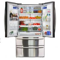 Buy cheap Three Temperature French Fridge Freezer Highly Moisture Retention Technology from wholesalers