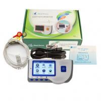 Buy cheap Ecg Heart Monitoring Device Lcd Display 3 Leads One Channel Mobile Ultrasound Machine from wholesalers
