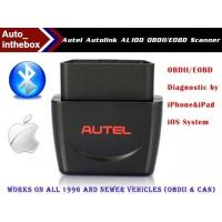 Buy cheap china OEM AutoLink AL100 OBDII / EOBD Scanner for iphone / ipad iOS product