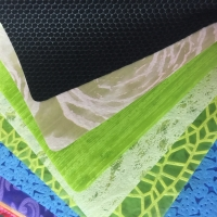 Buy cheap Embossed Nonwoven Fashion Print Fabric 100% Polypropylene from wholesalers