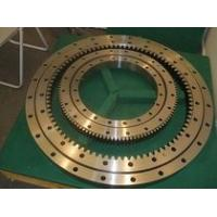 Buy cheap External Gear - Single Row Four Point Contact Ball Slewing Ring Bearing for Windpower from wholesalers