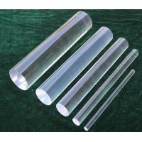 Buy cheap Drawing customized PMMA injection molding parts Clear Color Acrylic PMMA parts from wholesalers