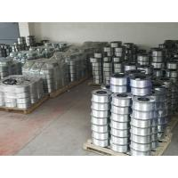 Buy cheap China 99.995% Pure Zinc Wire Supplier 1/8 diameter Drum package from wholesalers