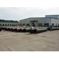 Buy cheap new patent technology special for dredging no leakage hdpe flared pipe from wholesalers