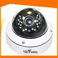 Buy cheap 690TVL Security Dome WDR Camera with Pixim Seawolf Sensor and 4 to 9mm Auto Iris IR-cut Lens from wholesalers
