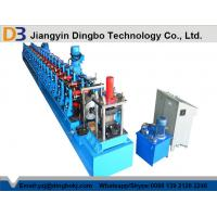 Buy cheap Perforated CU Solar Frame Roll Forming Machinery With 380V / 3PH / 50HZ from wholesalers