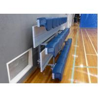 Buy cheap Outdoor / Indoor Temporary Spectator Stands With Removable Pneumatic Wheels from wholesalers
