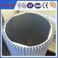 Buy cheap Great! Aluminium die casting radiator , aluminium panel radiator round product