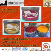 Buy cheap Fluorescent Sublimation Ink for Offset Printing from wholesalers