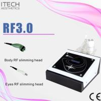 Buy cheap 5MHz Bipolar and Tripolar Radio Frequency Beauty Machine for Cellulite Removal product