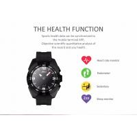 2018 the best newest G5 OLED Smart Watch with heart Rate
