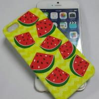 Buy cheap High Quality Watermelon Patern Mobile Phone Leather Case from wholesalers