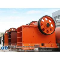 Buy cheap Hongji Industrial high efficiency jaw crusher price hot sale to India from wholesalers