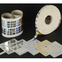 Buy cheap Hologram Sticker Foil from wholesalers
