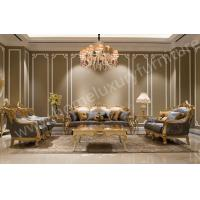 Buy cheap Italian Site Size Sofa Interior Furniture 7 Seater Sofa Set FF-105N from wholesalers