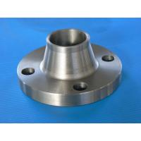 Buy cheap ANSI DIN Standard Forged Steel Flanges / Welding Neck Flange , Stainless Steel Diameter 200 - 1200 mm UT test from wholesalers