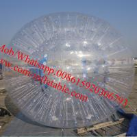 Buy cheap football soccer shape body zorb ball football inflatable body zorb ball body zorb ball from wholesalers