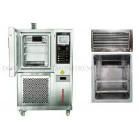 Buy cheap Water Cooled ESS Lab Test Chamber 0.5℃ Temperature Accuracy CE Approved from wholesalers