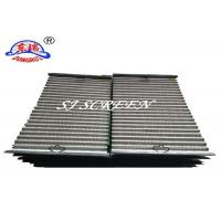 Buy cheap Mud Separation Oil Vibrating Screen Rectangular Mesh Hole Waved Type FLC 2000 FLC 500 product