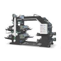 Buy cheap Flex Printing Four Colour Non Woven Bag Printing Machine Servo Response Speed YT Series from wholesalers