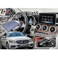 Buy cheap Mercedes benz C class WIFI car navigation box , android car navigation system DC9-15V from wholesalers