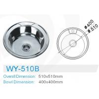 Buy cheap kitchen sink 1 bowl #FREGADEROS DE ACERO INOXIDABLE #kitchen sink #sink #hardware #sanintaryware #building material from wholesalers