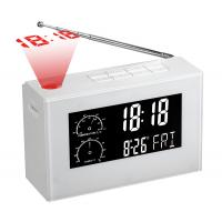 Buy cheap Clock Radio with Time talking projection Clock  FM Radio from wholesalers
