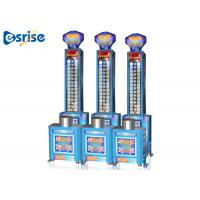 Buy cheap Adjustable Punching Ball Machine , Original Arcade Machines With  Big Electronic Display from wholesalers