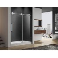 China Sliding skirted bathtub shower doors,shower door zhejiang,shower door manufacturers on sale