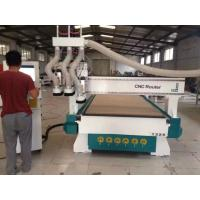 Buy cheap 3 Spindle CNC Wood Carving Machine CNC Engraving Machine from wholesalers