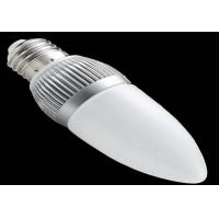 Buy cheap 3W With 3Pcs Gu10 E27 Brightest Hiph power LED Bulb CMB-3W-002 With 50, 000 Hours Life from wholesalers