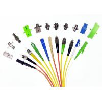 Buy cheap SC Connector Female Fiber Optic Patch Cord OEM Production Line With High Capacity from wholesalers