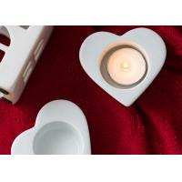 Buy cheap Candle Holder Molds Heart Shaped Silicone Tray Mold Good Tear Strength Molds from Wholesalers