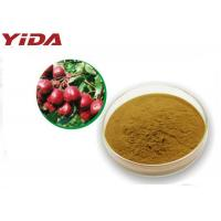 Buy cheap 535 83 1 Hawthorn Extract Powder C6H13NO3 Medicine Grade Prevent Atherosclerosis product