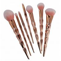 Buy cheap 7 Pcs Rose Gold Thread Makeup Brush Set, Makeup Brush Set, Professional Cosmetic Brush Set from wholesalers