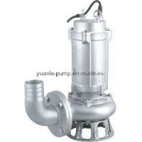Buy cheap Stainless Steel Sewage Pump (WQS) from wholesalers