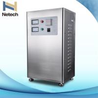 Buy cheap Longevity Air Cooling Food Ozone Generator Stainless Steel For Fresh Food from wholesalers