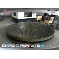 Buy cheap Q345D Stainless Steel Forging Heavy Duty ASME Pressure Vessel Tube Plate from wholesalers