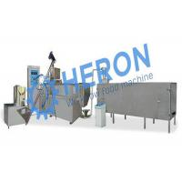 Buy cheap 100kg / H Artificial Rice Production Line , Nutrition Rice Processing Plant from wholesalers