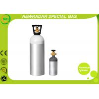 Buy cheap Welding Gas Cylinder Specialty Gas Equipment 1L - 1000L For UHP from wholesalers