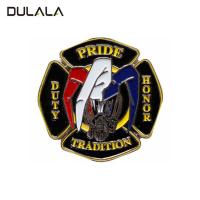 Buy cheap Die struck Iron soft enamel custom rare military challenge coins,army challenge coins from wholesalers