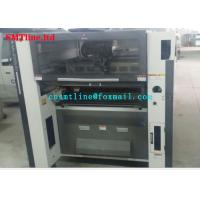 Buy cheap Assembly Line Accurate SMT Pick And Place Machine With 1 Year Warranty from wholesalers