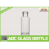 Buy cheap 5-15ml Clear Glass Tube Bottle For Sale from wholesalers