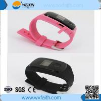 Buy cheap wrist watch gps tracking device for kids from wholesalers