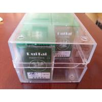 Buy cheap Ruitai sewing machine needles hard chrome polish plastic packing from wholesalers