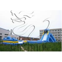 Buy cheap 2014 good Commercial cheap 0.55 pvc Inflatable Slide/inflatable dragon slide on sale from wholesalers