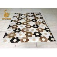 Buy cheap Fine Edge Contemporary Oriental Rugs , Custom Design Area Rugs Durable from wholesalers