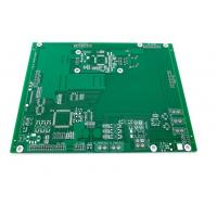 Buy cheap HASL Lead Free Automotive PCB Double Sided 2L 1OZ Green Soldermask from wholesalers